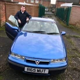 Vauxhall calibra 2.0 eco tec