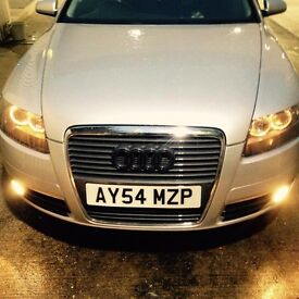 Audi a6 s6 2005 2.0 tdi 19 ''alloys , new clutch, timing belt last time , service history 09.17