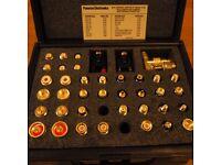 Pomona Electronics 5698 Universal Adapter Kit Large