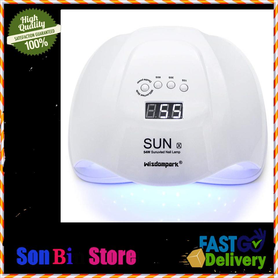 72W UV LED Nail Dryer Lamp CND Brisa Shellac Sculpture Gel O
