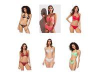 Women's clothing, swimwear, underwear, lingerie, pyjamas