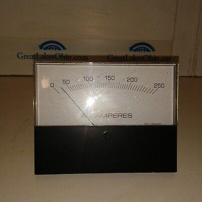 Yokogawa 260440lsrs1 Ac Voltmeter