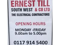 Ernest Till South West Electrical Contractors