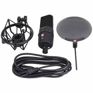 Professional *** X1 SE Microphone Vocal Pack **** Christies Beach Morphett Vale Area Preview