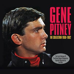 Gene Pitney - The Collection 1959-1962...Greatest Hits...Best Of 2CD NEW/SEALED