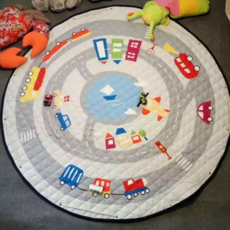 Brand new kids play mat toy storage organiser three patterns