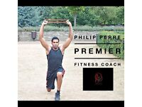 Premier Fitness Coach based in west London-here to motivate and help people live a healthier life.