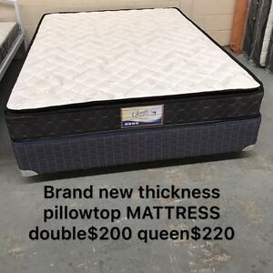 Brand new pillow top mattress ,queen$220 only Chadstone Monash Area Preview