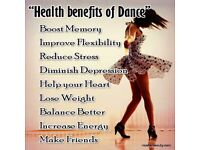 Dance Fitness 'Strictly' style!