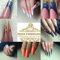 Certified nail artist courses
