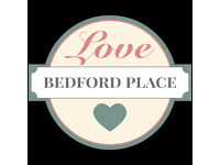 Love Bedford Place Summer Festival - Vintage Stall Holders needed Sun 22nd July
