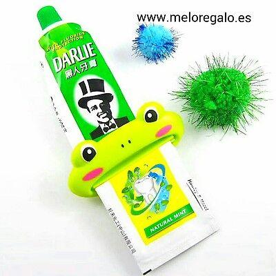 Exprimidor tubo pasta de diente y crema con forma de animales para...