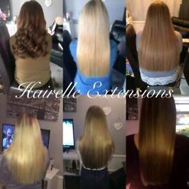 Hair Extension Specialist With Over Ten Years Experience