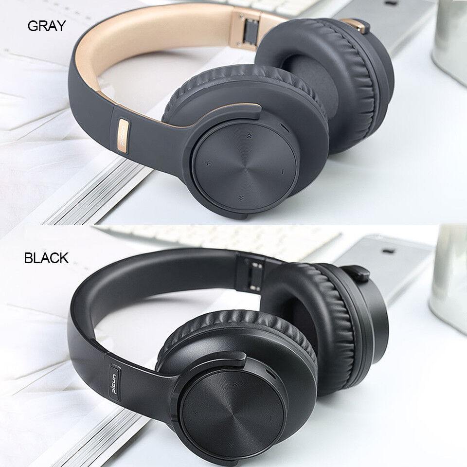 Picun B8 Wireless Bluetooth Headphones Surround Sound Earpho