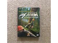 Axmen: The Complete Season 1 (3 Disc Set)