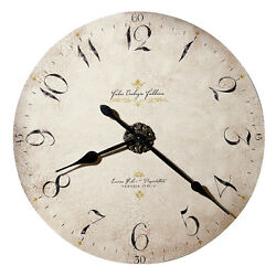 HOWARD MILLER -620-369 ENRICO FULVI 620369  OVERSIZED WALL CLOCK -32 DIAMETER