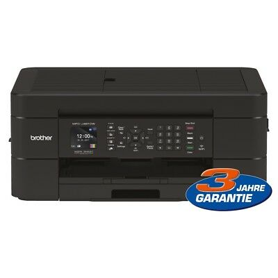 Brother MFC-J491DW Tintenstrahl-Multifunktionsgerät A4, 4in1, Drucker, Kopierer ()