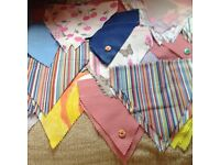 Dog grooming Bandanas at affordable prices. Ideal for the busy groomer 30 for £10 plus postage