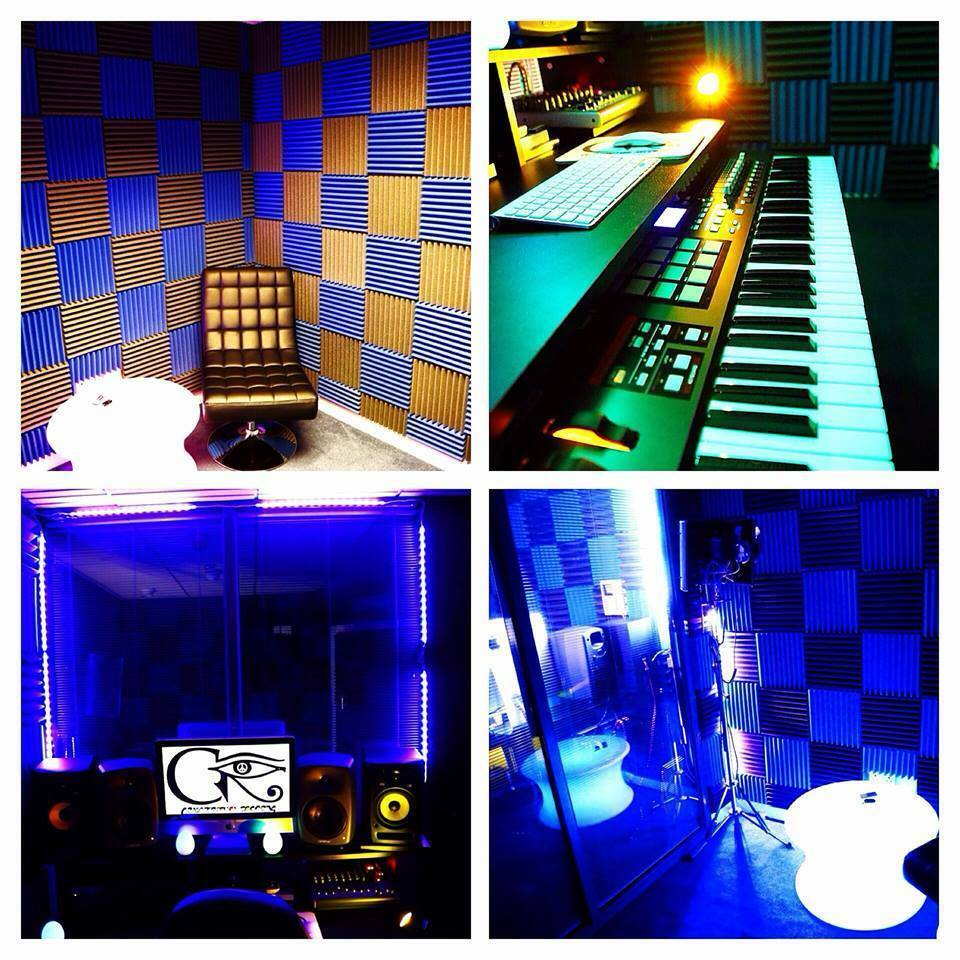 Cheap Studios For Rent: Professional Recording Studio Space For Rent In London DRY