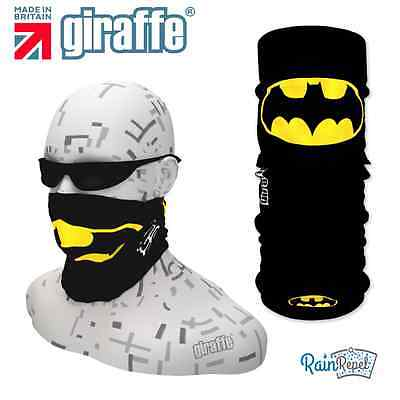 G296 Batman Balaclava Bandana Face Mask Neck Tube Scarf Snood Warmer headgear