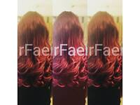 ��175 ALL HAIR EXTENSIONS, ANY LENGTH, INCLUDING FITTING & HAIR, INC FULL HEAD