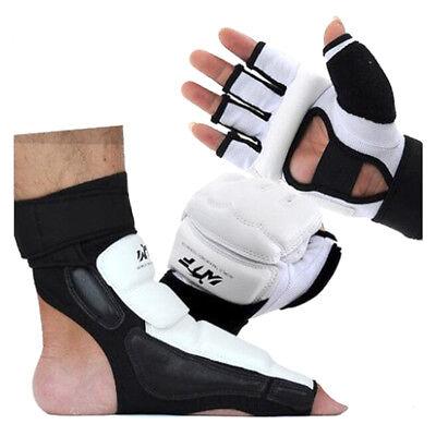 Sports Foot/Hand Protect case Holder TKD Martial ArtsSparring Instep Gear Karate