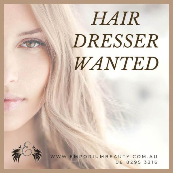 Senior Hairdresser Wanted Hair Beauty Services Gumtree