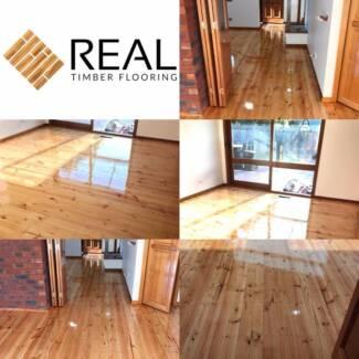 Rael timber flooring