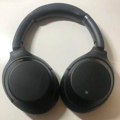 Sony WH-1000XM3 Wireless Noise Canceling Over-Ear Headphones FOR PARTS