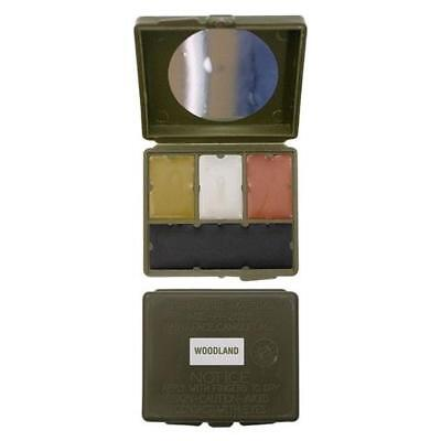 Bobbie Weiner 4 color camouflage face paint  kit Halloween - Paint Camouflage Face Halloween