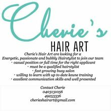 Hiring qualified hairstylist Newcastle 2300 Newcastle Area Preview