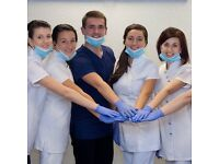 Dental Nursing Course! Enrolling Now! No experience necessary! 7 places left!