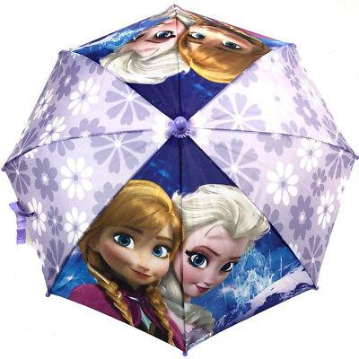 (Disney Frozen Queen Elsa & Princess Anna umbrella Molded Umbrella for girls)