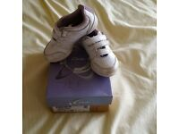 Girls Clarks Trainers size 7.5