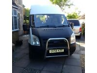 Ford Transit New Conversion High Top Campervan 2008