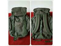 Airjet military style backpack