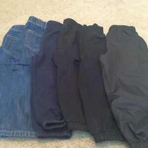 Boys Size 3T Pant Lot