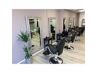 Hairdresser Wanted Full-Time & Part-Time