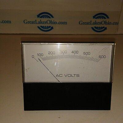 Yokogawa 260444sjsj10ab Ac Voltmeter