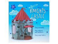 Indoor/Outdoor Knight Castle Tent