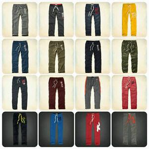Abercrombie-by-Hollister-Classic-Sweatpants-Sport-Pants-Size-XS-S-M-L-XL