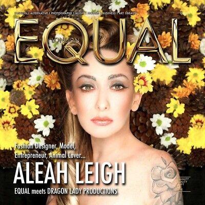 EQUAL LONDON MAGAZINE ARTS MUSIC PHOTOGRAPHY FASHION BUSINESS ALTERNATIVE