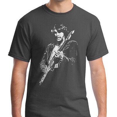 LYNYRD SKYNYRD Rock Band Graphic T-shirt Steve Gaines Unisex Adult Rock TShirt