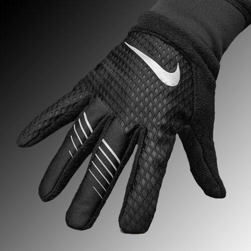Nike Therma-FIT Elite 2.0 Run Gloves Black/Silver Men