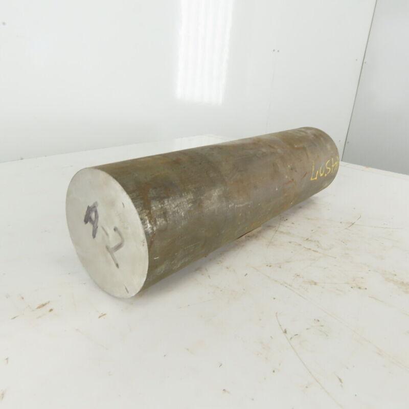 "5-1/4"" Diameter x 19"" Long  A2 Tool Steel Round Bar"