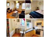 Spacious one bedroom flat in great location