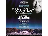 Phil Collins at Hyde park 30th June x 2 tickets