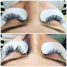 Russian 2D-6D Volume Lash Extensions Perth Northern Midlands Preview