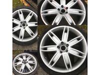 Mobile alloy wheel refurbishment/repair