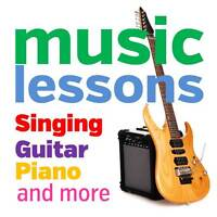 Music Lessons for Beginners and Advanced Students